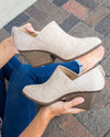 Chinese Laundry Madeline Booties - Stone