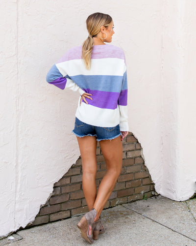 Collecting Moments Sweater - Multi