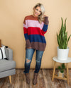 Color Me Cozy Sweater - Marsala