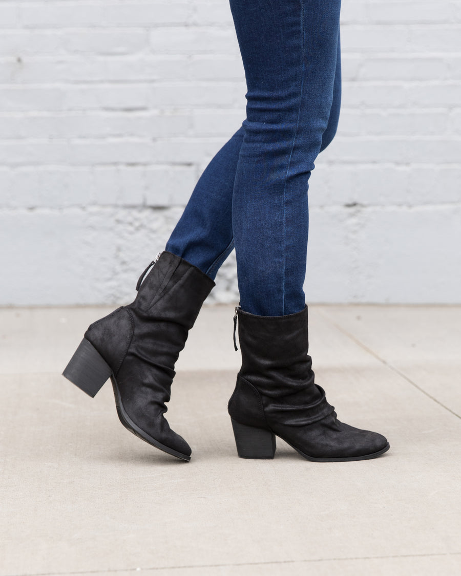 Dallas Booties - Black