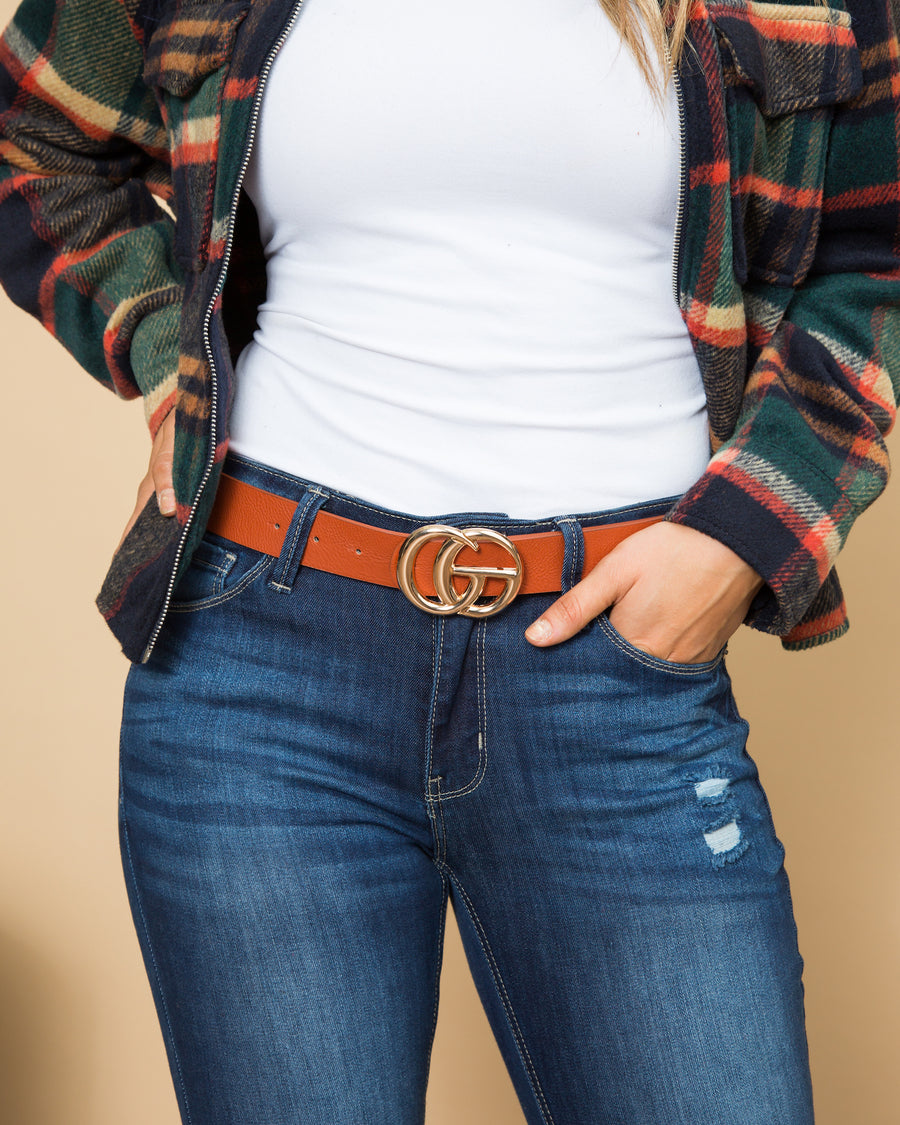 Dayton Belt - Brown