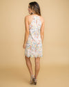 Delicate Darling Lace Dress - Blush Multi