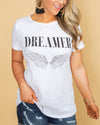 Dreamer Graphic Tee - Off White