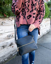 Eden Crossbody Bag - Black
