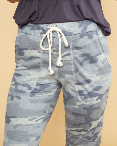 Fun To Be Had Jogger - Camo