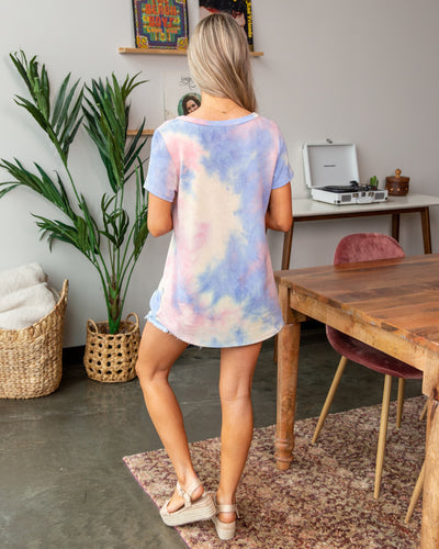 High Tides Top - Tie-Dye