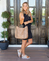 Holly Handbag - Tan