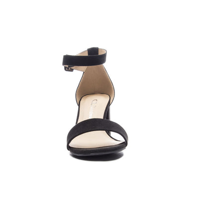 Chinese Laundry Jody Block Heel - Black