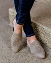 Not Rated McKenna Cutout Mules - Taupe
