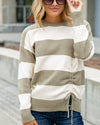In Good Company Sweater - Sage