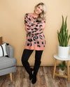In The Limelight Sweater - Pink