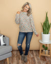 Instant Crush Sweater - Grey Multi