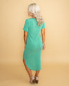 It's Your Journey Dress - Jade
