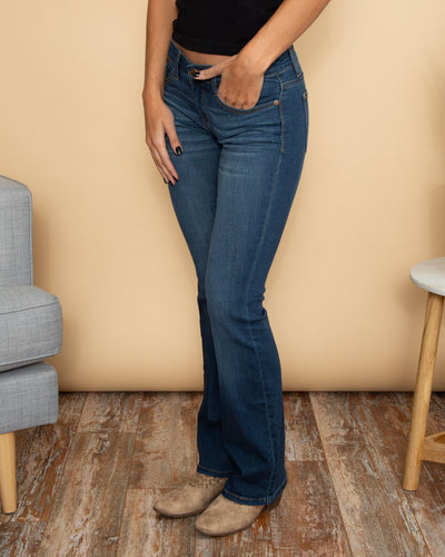 Jolene Jeans - Dark Wash