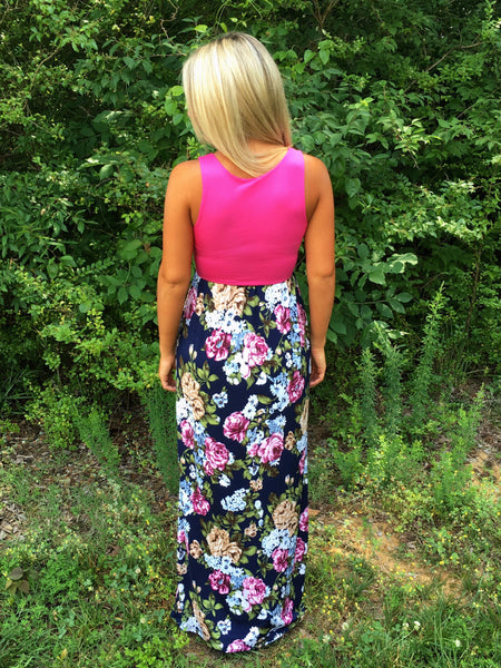 Just For You Maxi Dress