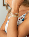 Kaylie Stackable Bracelet - Natural