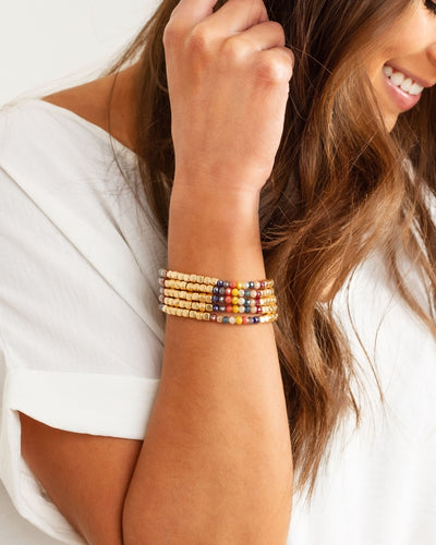 Kaylie Stackable Bracelet - Multi