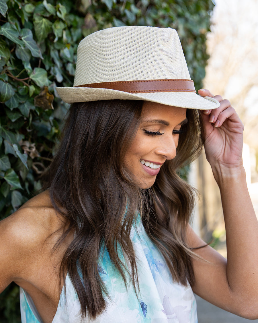 Kinley Hat - Natural