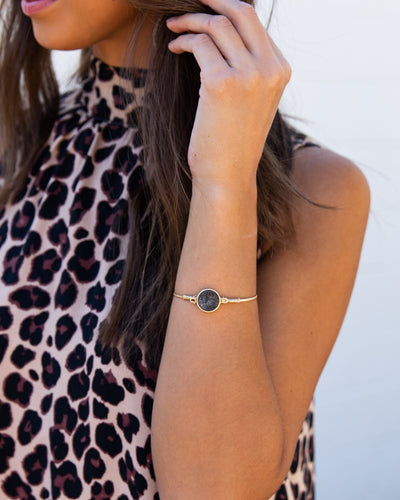 Kinsley Bracelet - Black