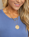 Kyler Necklace - Gold