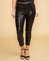 Life Of The Party Sequin Leggings - Black