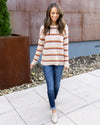 Lost In Conversation Sweater - Beige