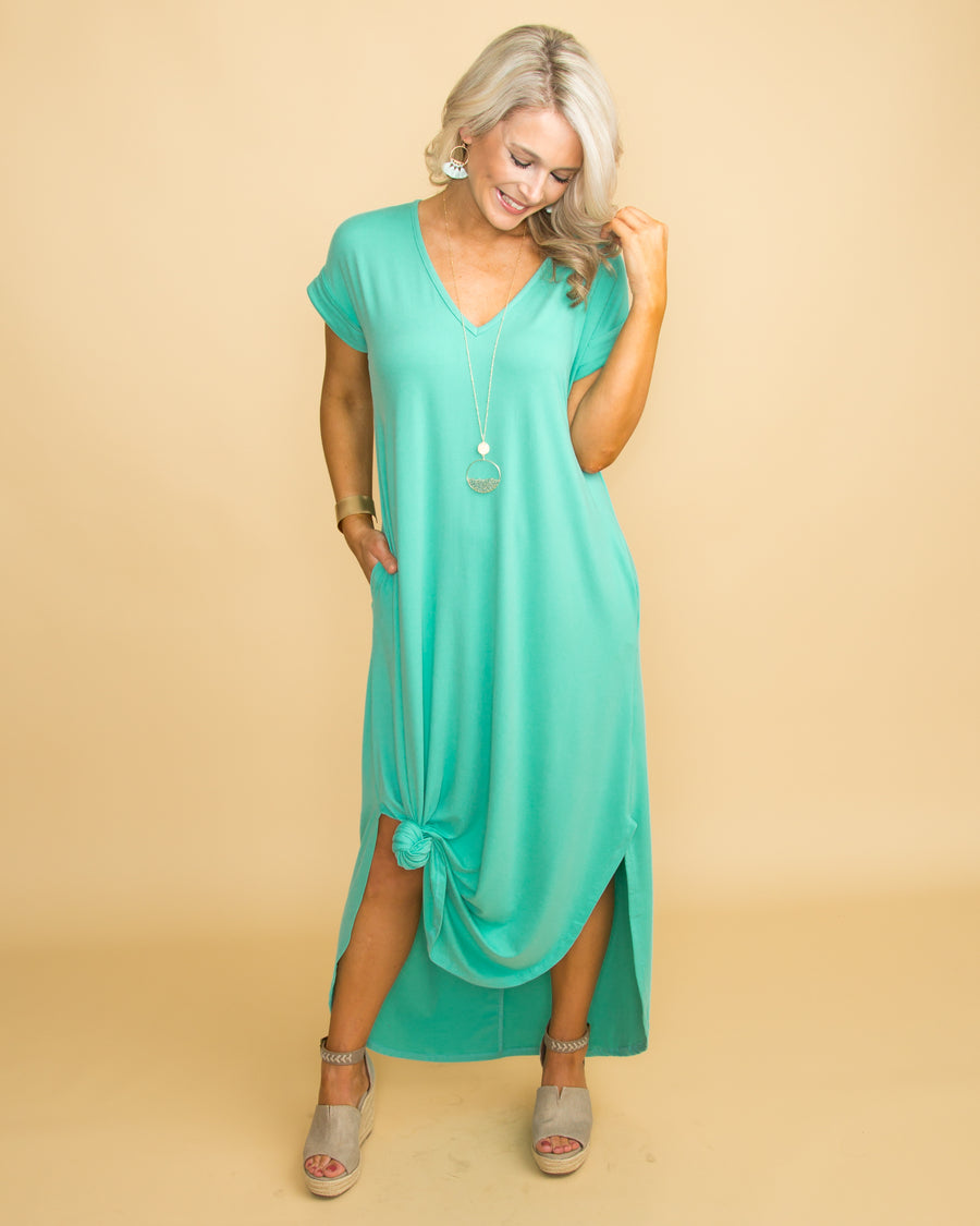 b2a0ce26fab Make It Back To You Maxi - Mint