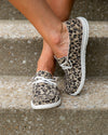Mellie Slip On Sneakers - Leopard