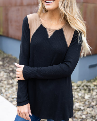More Than A Memory Top - Black