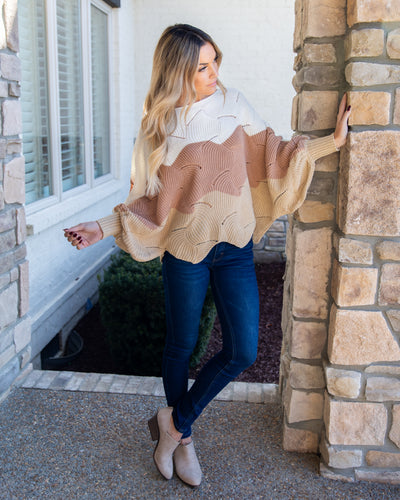 More Than You Know Sweater - Beige