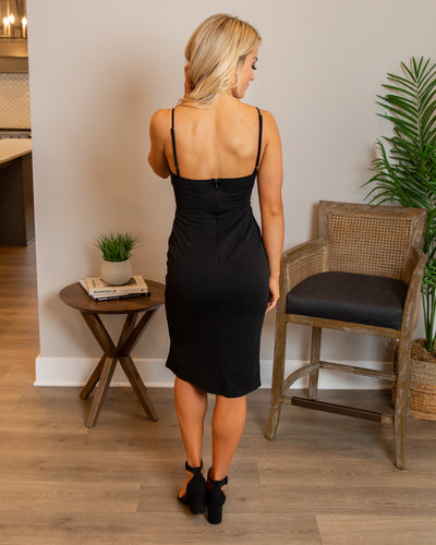 Nashville Nights Dress - Black