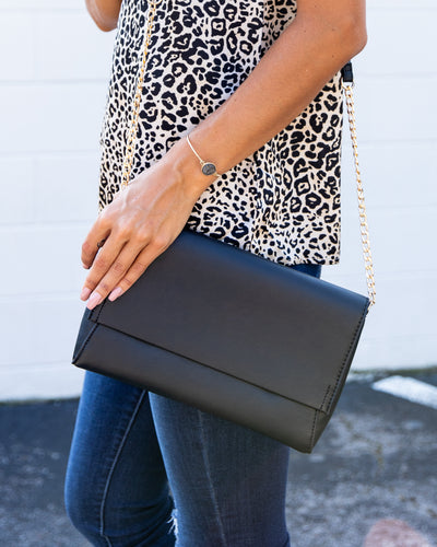 Nora Crossbody - Black