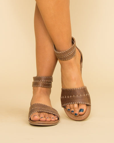 Not Rated Madison Sandal - Mocha