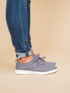 Not Rated Maevery Tennis Shoes - Grey