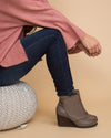 Not Rated Marlee Bootie - Taupe