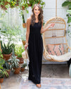 Nothing Greater Racer Back Maxi - Black