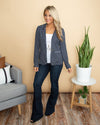 Out Of Town Blazer - Navy