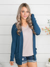 Picking Favorites Cardigan - Navy