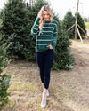Ready To Explore Sweater - Pine