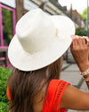 Ruthie Straw Hat - Light Natural