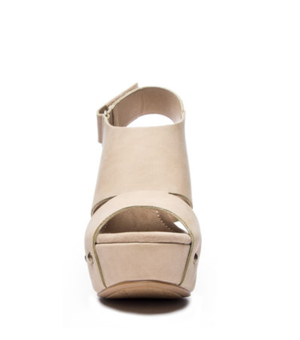 Cutey Wedge Sandal - Chinese Laundry