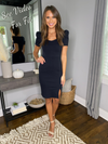 All About You Dress - Black