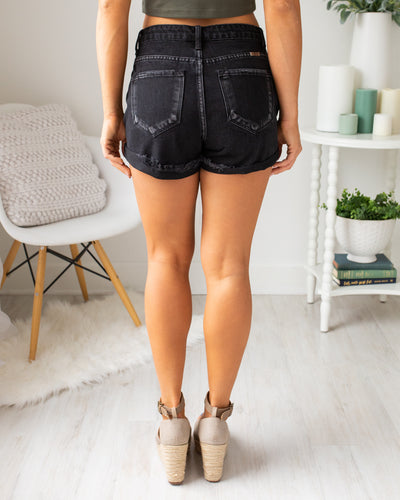 Shelby Shorts - Black