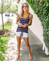 Start The Weekend Tank - Navy