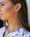 Tinsley Earrings - Light Pink