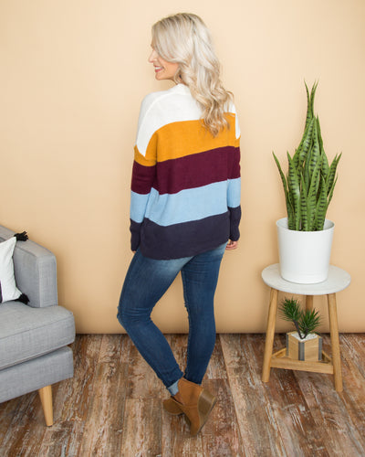 Warm Ways Sweater - Multi