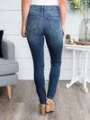 Talia High Rise Skinny Jeans - Medium Wash