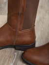 Elliott Riding Boot - Cognac