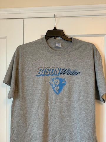 Bison Winter Grey Shirt