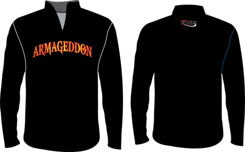 Armageddon Sublimated 1/4 Zip